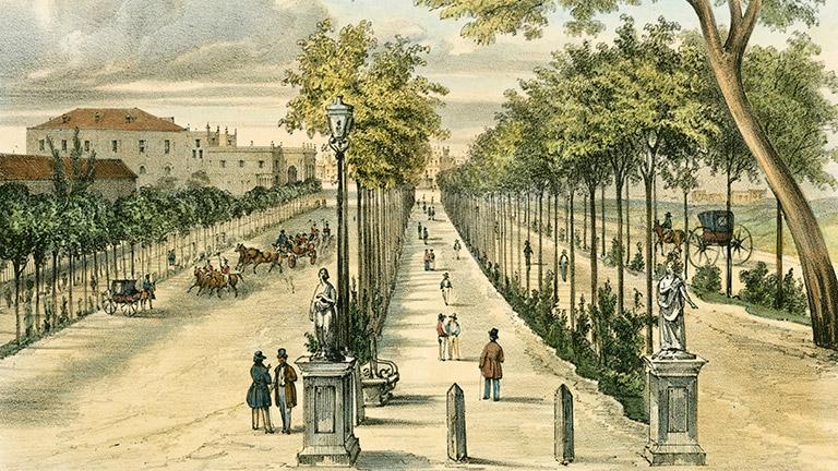 Paseo de Isabel II