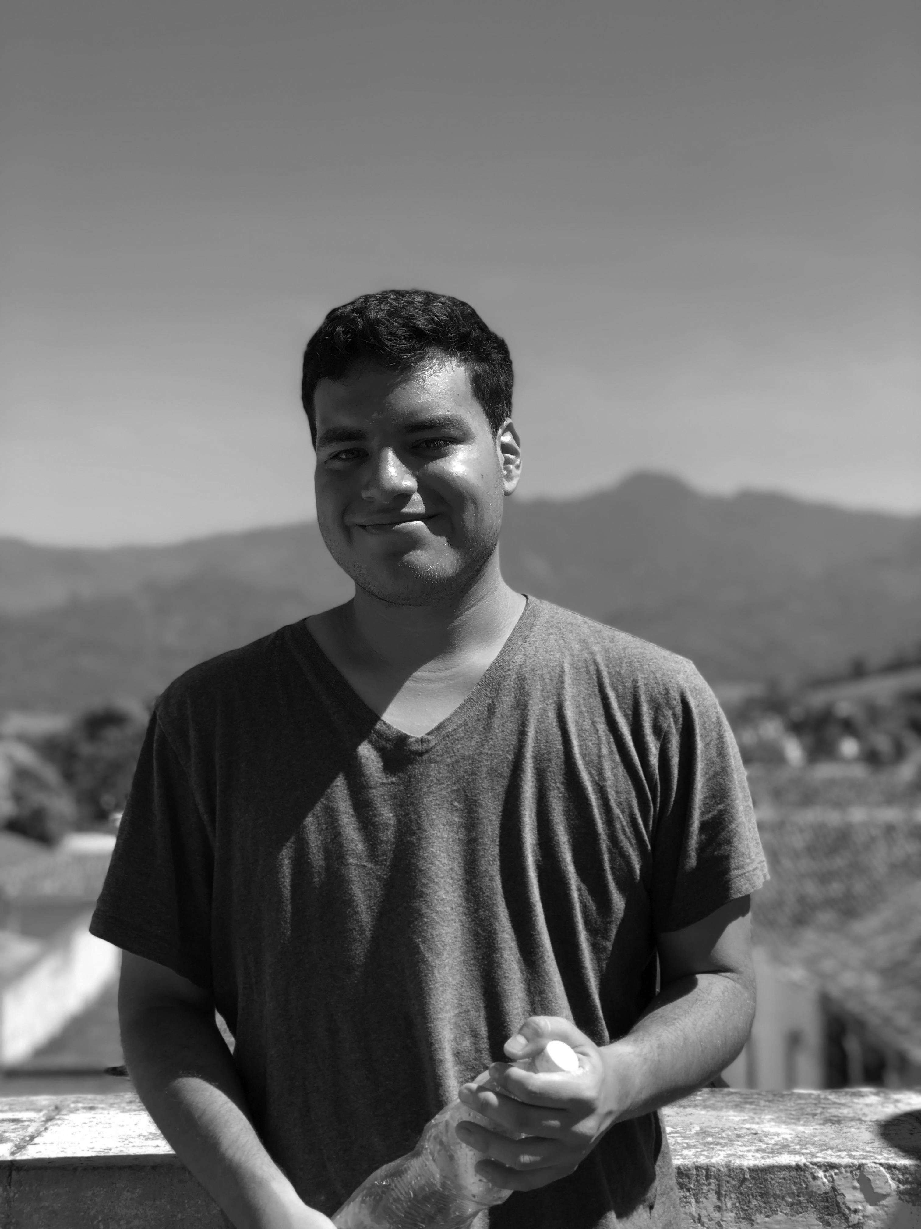 Brandon Mancilla portrait