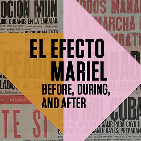 Efecto Mariel cover